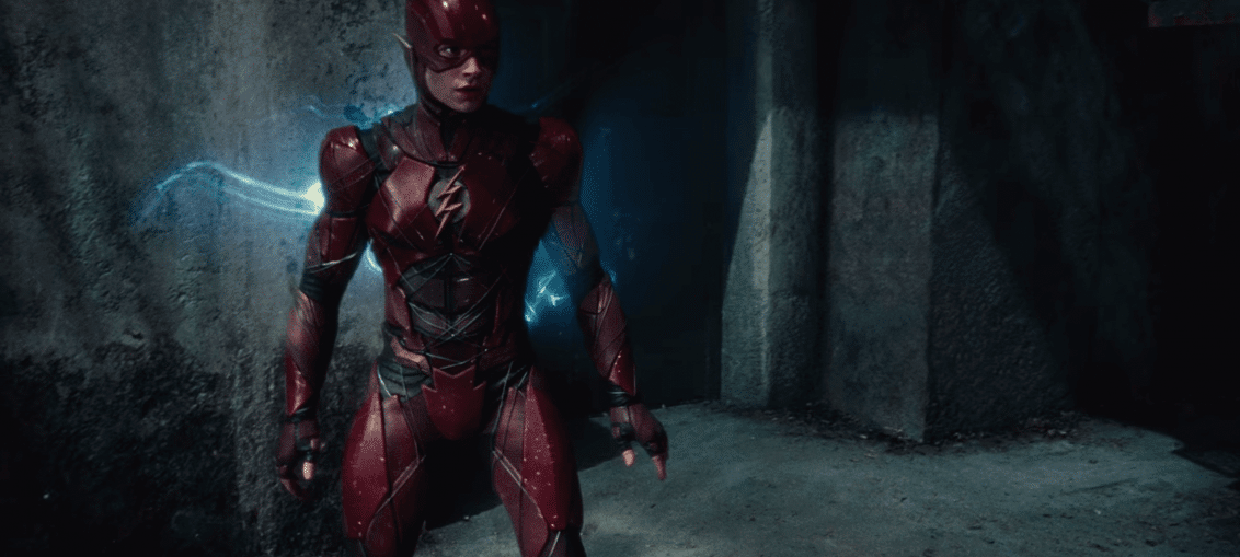 Did The Flash Steal The Show In The Justice League Movie? 6