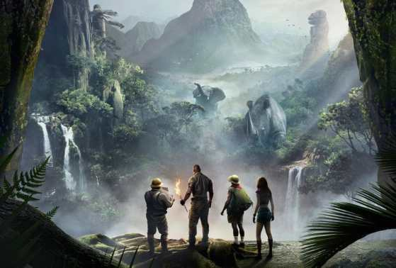 Buzz Review Of Jumanji: Welcome To The Jungle 6