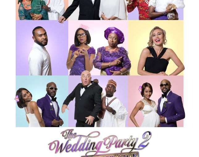 Buzz Review Of The Wedding Party 2 - Destination Dubai