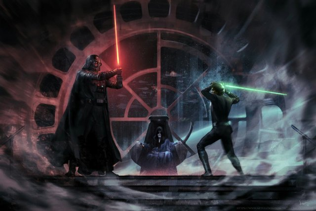 What makes Darth Vader so cool? 11