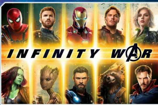 All New Plot Description And Images Of Avengers: Infinity War