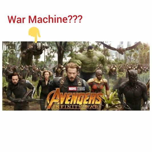 War Machine???