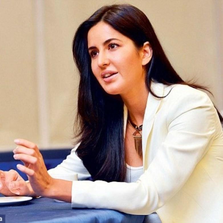 driven focused: Katrina Kaif interview (NDTV News)