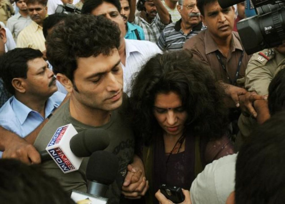 Shiney Ahuja, fallen Bollywood star, jailed raping maid