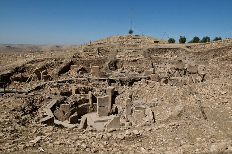 Gobekli Tepe- World's Oldest Megalith & Possibly World's First Temple