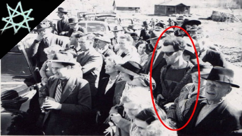 1940 Time Traveler Hipster Caught On Camera Hoax Debunked