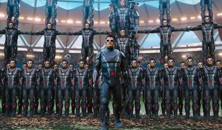 2.0 teaser: The VFX in Rajinikanth – Akshay Kumar's film leaves fans a little disappointed