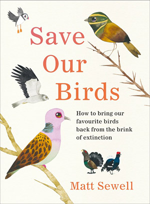save our birds book cover