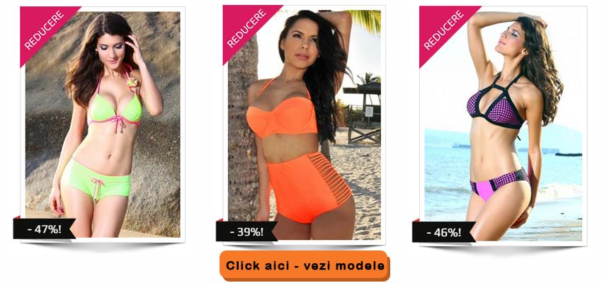 Costume baie dama ieftine online