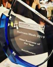 BuzzMasters wins New Business of the Year