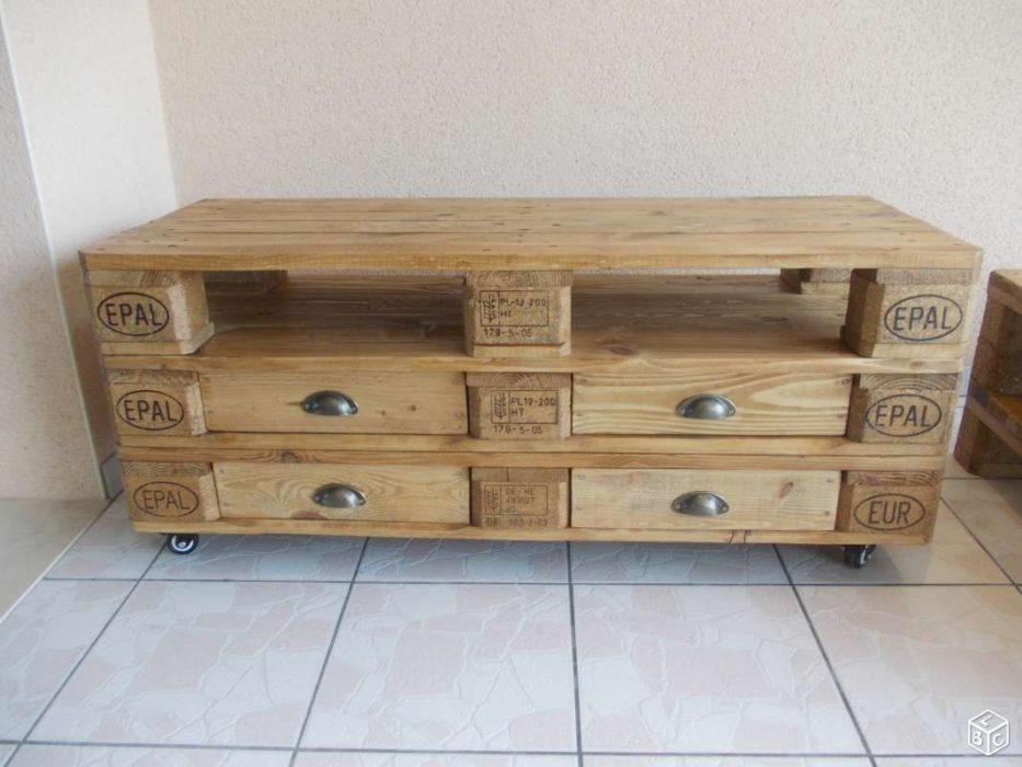 fabriquer ses meubles en palette une