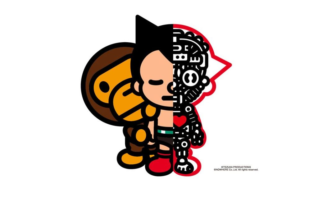 A Bathing Ape X Astro Boy