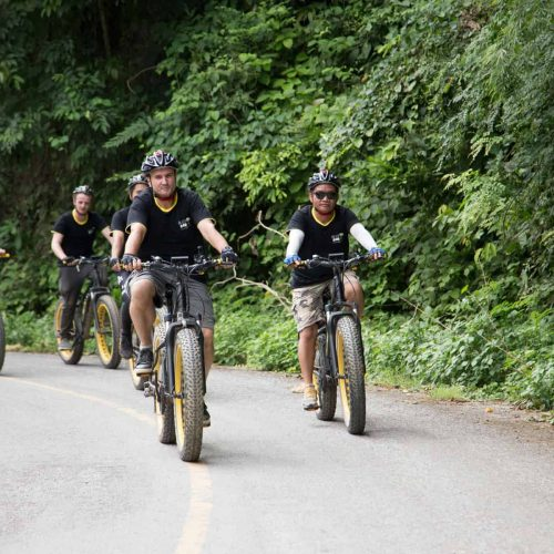 relaxed ride | Buzzy Bee Bike, Chiang Mai, Thailand