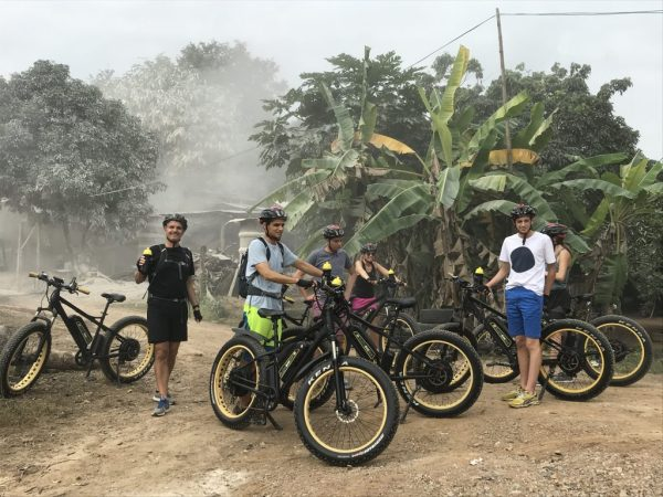 dry and dusty | Buzzy Bee Bike, Chiang Mai, Thailand