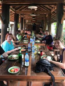lunch time | Buzzy Bee Bike, Chiang Mai, Thailand