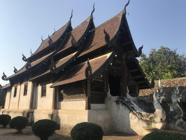 Wat Ton Kwen | Buzzy Bee Bike, Chiang Mai, Thailand