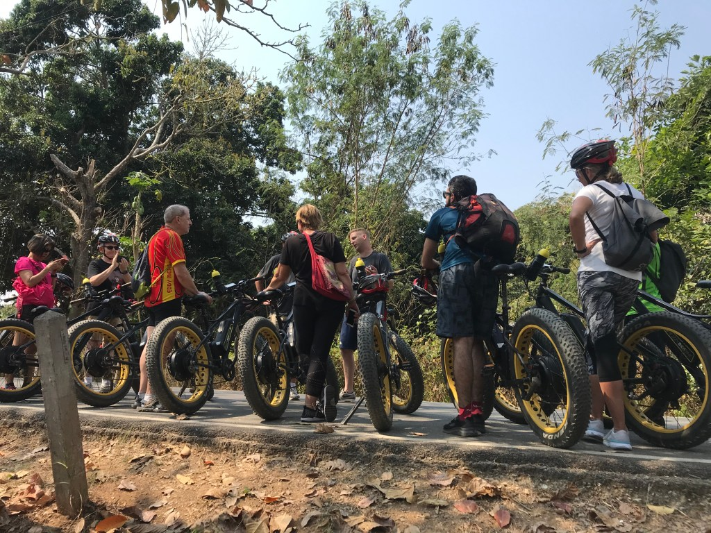 Bike for Dogs fundraising event   Buzzy Bee Bike, Chiang Mai, Thailand