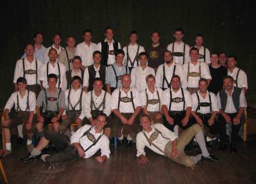 Gründungsmitglieder vom 29.August 2009
