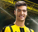 Autogrammkarte Mikel Merino, temporada 2016/2017