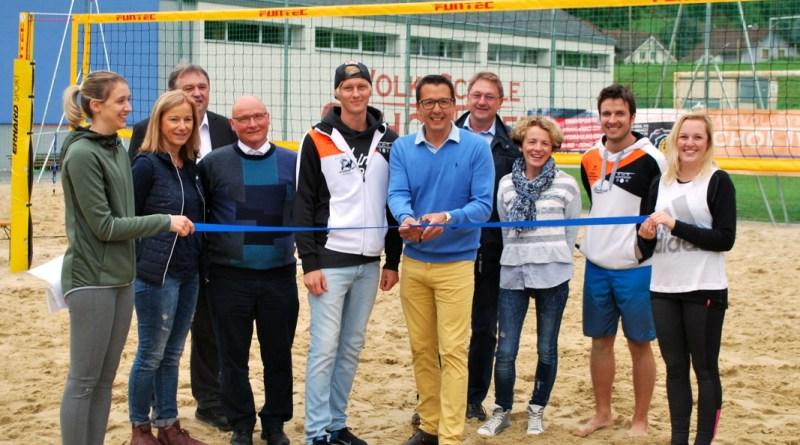 Vereinsmeisterschaften und offizielle Platzeröffnung