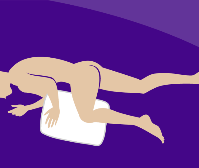Lying Down On Your Side Is A Great Position For Anal Sex Especially For People