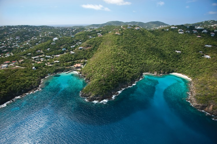Property on the virgin islands