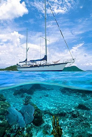 British Virgin Islands Sailing Itinerary 2 CKIM Group