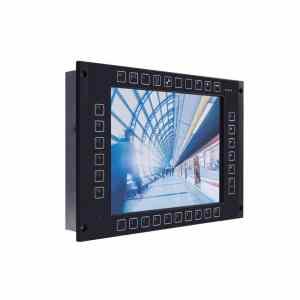 Rail Certified Panel PCs