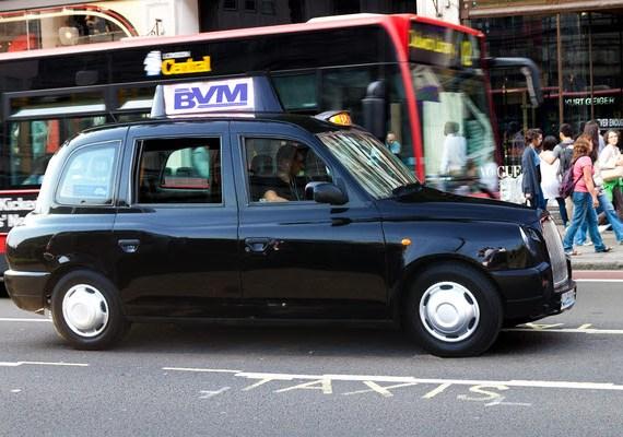 taxi London2 600