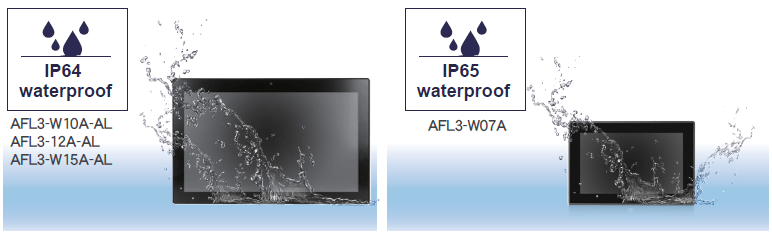 water proof panel PC IEI AFL3