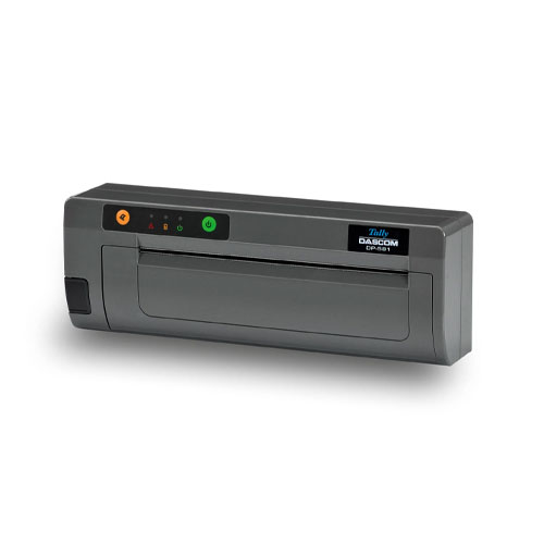in vehicle thermal printer