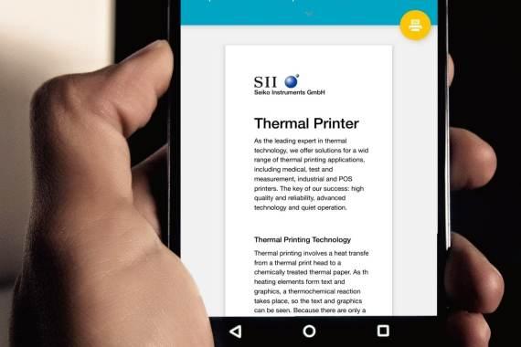 Seiko Android Print 1