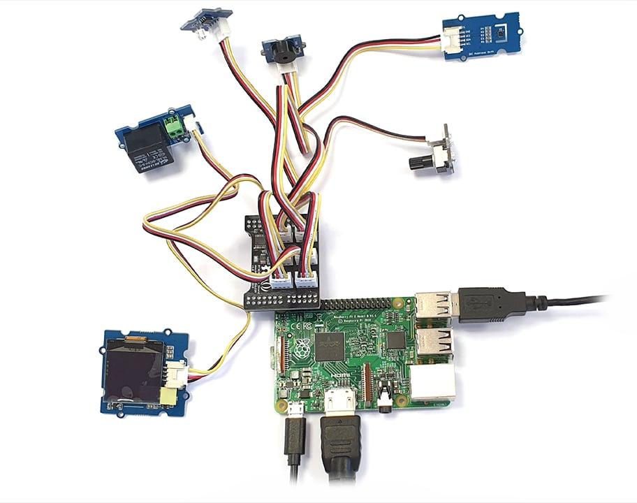 Internet of Things (IoT) Device Development