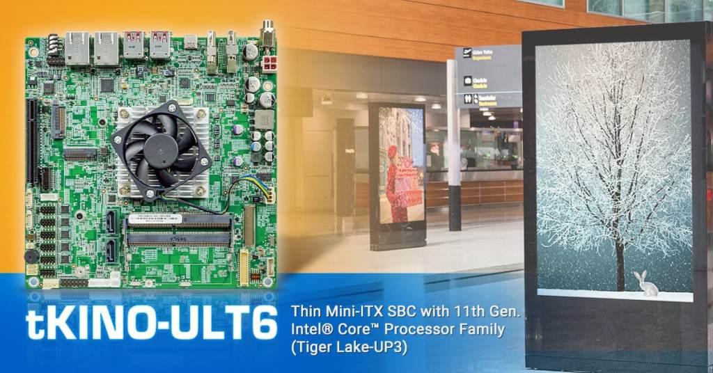 New Thin Mini ITX SBC banner big