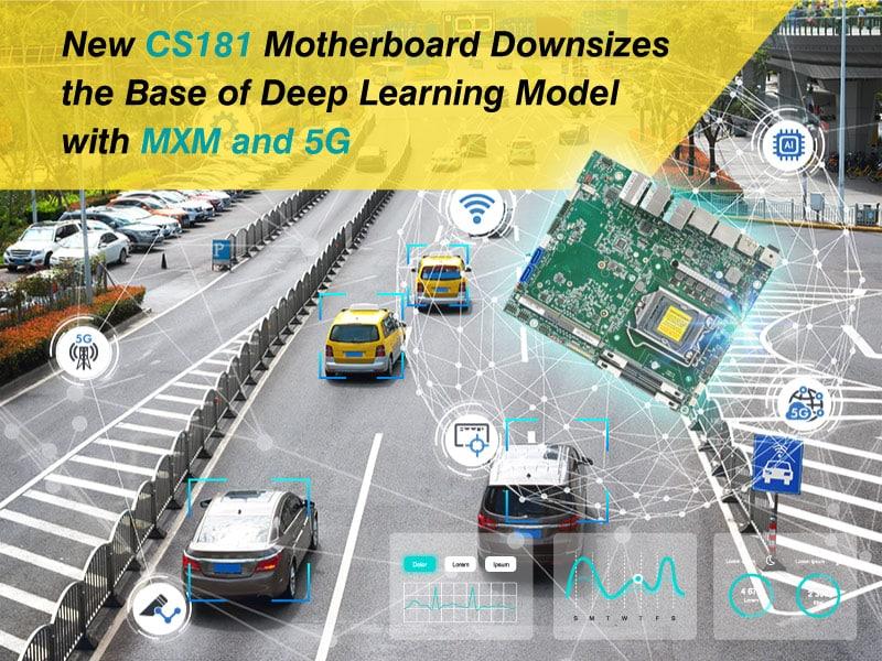 DFI CS181 Motherboard Banner