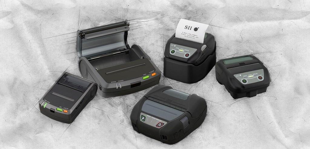 Seiko Mobile Printers