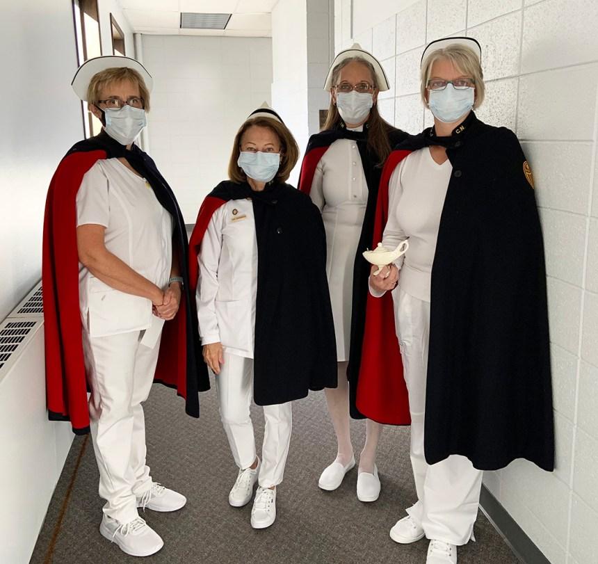 Nursing Honor Guard