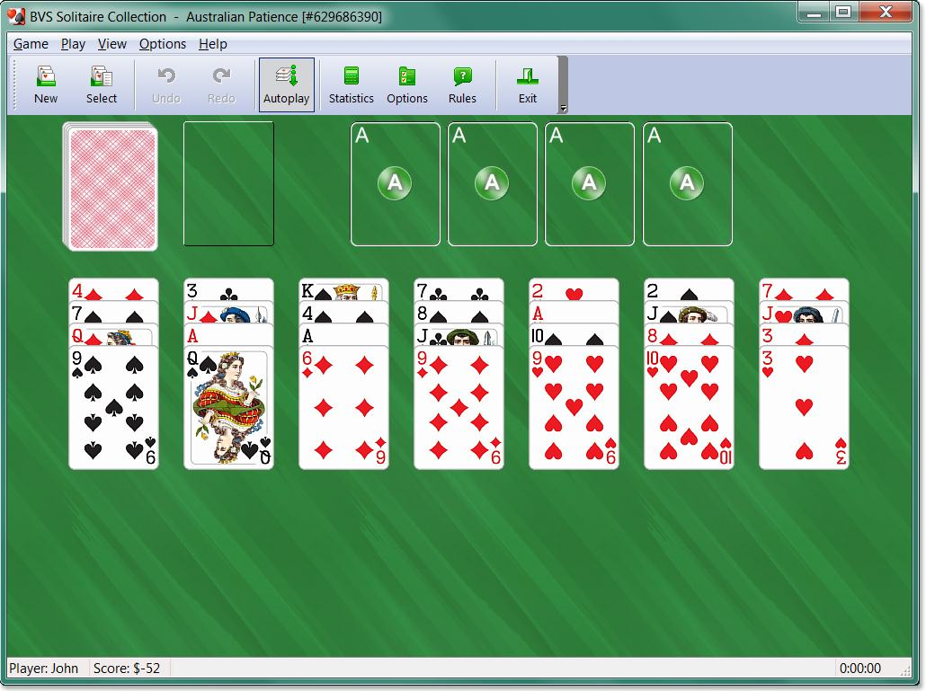 Whats NEW In BVS Solitaire Collection 77