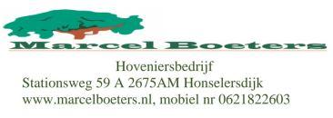 Logo Marcel Boeters