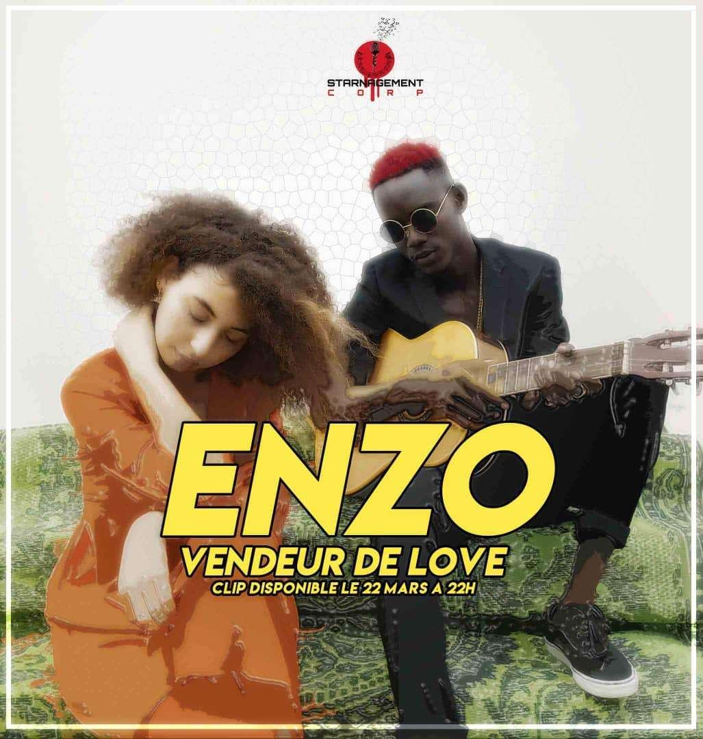 Enzo-Vendeur de Love