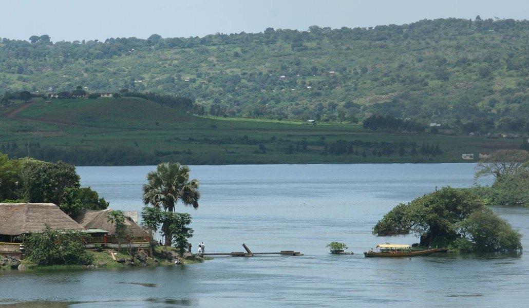 Source of the Nile in Jinja Uganda. Visit the source of River nile