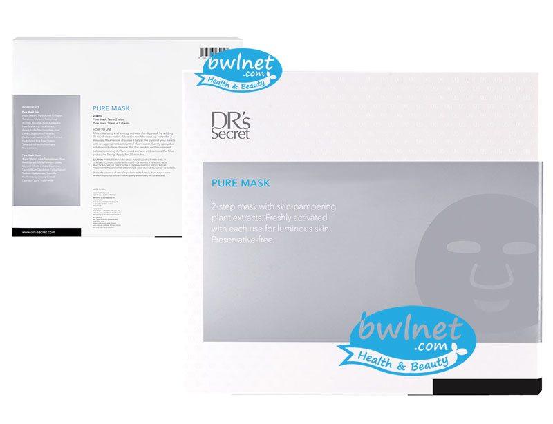 bwlnet-dr-secret-pure-mask-kotak