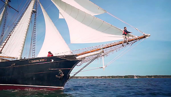 Visit Tall Ships In New Bedford MA June 15 16 Cruising