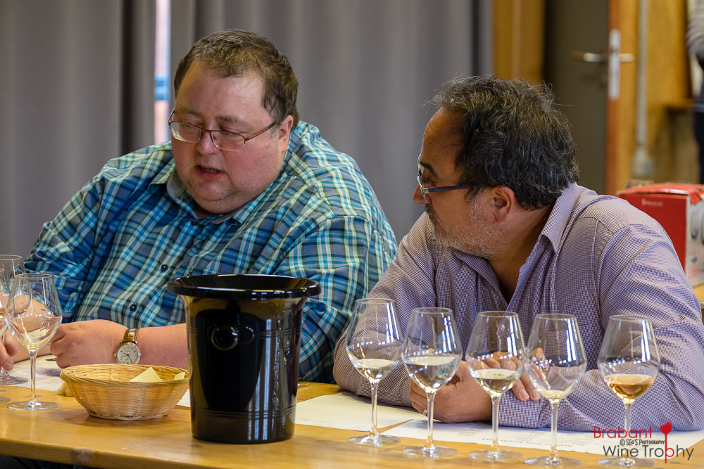 Brabant Wine Trophy: Concours Oenologique Du Brabant Wallon