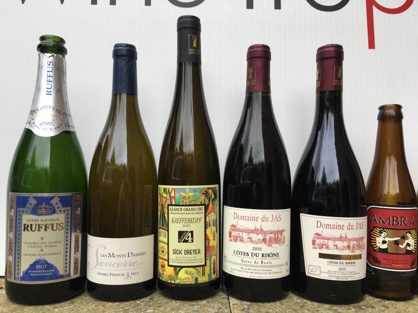 Apéritif du Brabant Wine Trophy 2017