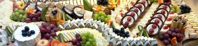 A Table ! Hannut - présentation de fromages