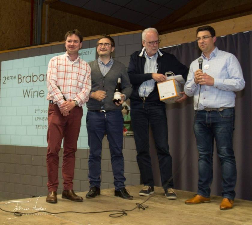 LPV-BW Gagnants du BW Trophy 2017