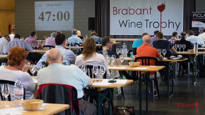 Brabant Wine Trophy 2018 - Vue d'ensemble