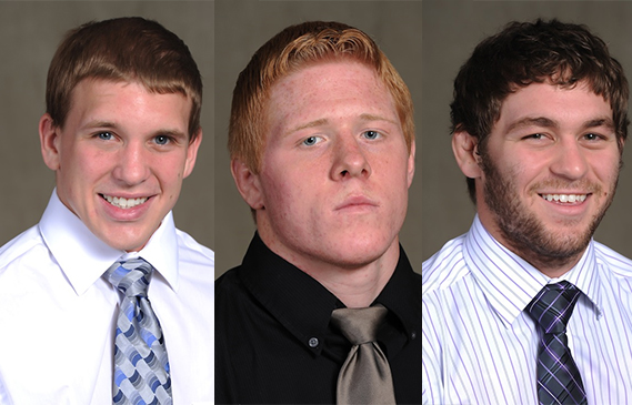 Trio Of BW Wrestlers Named NWCA Scholar All Americans Baldwin Wallace Athletics