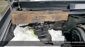 Citroen XM V6 ZPJ - Domlager austauschen-13